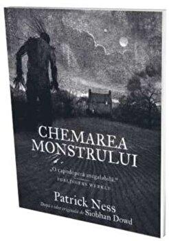 Imagine  Chemarea Monstrului - patrick Ness