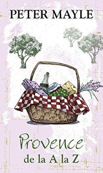 Coperta Carte Provence de la A la Z