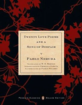 Twenty Love Poems and a Song of Despair, Paperback/Pablo Neruda poza cate