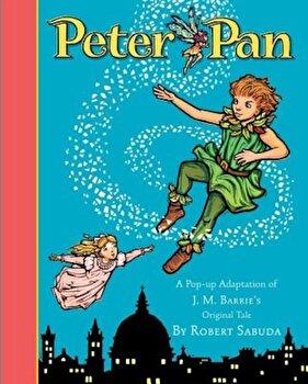 Peter Pan, Hardcover/Robert Sabuda poza cate