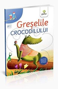 Greselile crocodilului/Barbara Pumhosel
