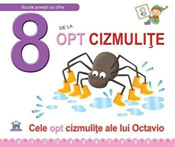 8 De La Opt Cizmulite/Greta Cencetti, Emanuela Carletti imagine elefant.ro 2021-2022