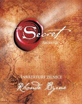 Secretul Vol. 3. Invataturi zilnice/Rhonda Byrne imagine elefant.ro 2021-2022