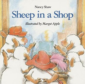 Sheep in a Shop, Paperback/Margot Apple