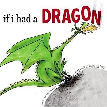 If I Had a Dragon, Hardcover/Amanda Ellery poza cate