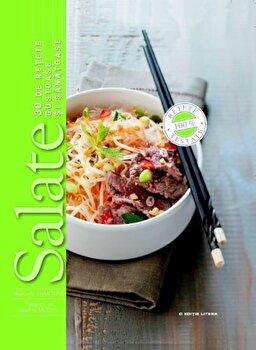 Salate. 30 de retete gustoase si sanatoase/Manuella Chantepie imagine elefant 2021