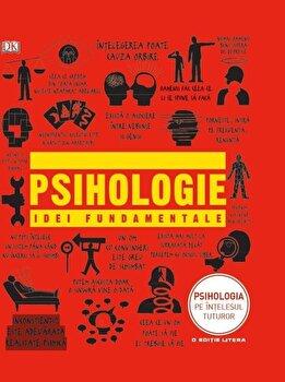 Psihologie. Idei fundamentale/DK imagine