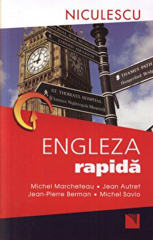 Engleza rapida/Jean Autret, Jo-Ann Peters, Jean-Michel Ravier imagine elefant 2021