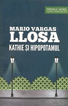 Kathie si hipopotamul/Mario Vargas Llosa imagine elefant 2021