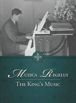 Muzica regelui (carte si CD)/*** imagine elefant 2021