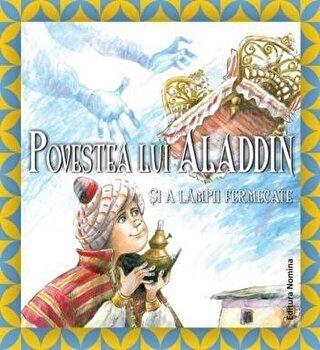 Povestea lui Aladdin si a lampii fermecate/***