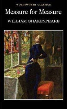 Measure for Measure/William Shakespeare poza cate