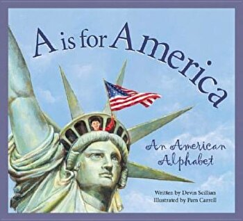 A is for America, Hardcover/Devin Scillian image0