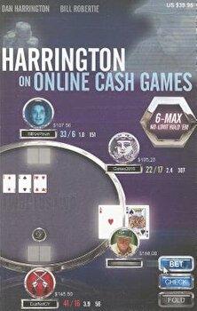 Harrington on Online Cash Games: 6-Max No-Limit Hold 'em, Paperback/Dan Harrington imagine