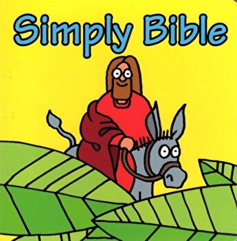 Simply Bible/Carsten Hestbech imagine elefant.ro 2021-2022