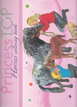 Princess TOP- Horses (01)/***