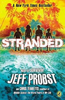 Stranded, Paperback/Jeff Probst poza cate