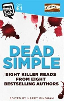 Dead Simple, Paperback/Harry Bingham poza cate