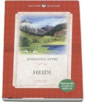 Heidi/Johanna Spyri