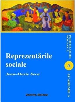 Reprezentarile sociale/Jean-Marie Seca imagine