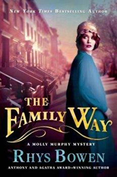The Family Way, Paperback/Rhys Bowen poza cate