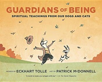 Guardians of Being, Paperback/Eckhart Tolle poza cate
