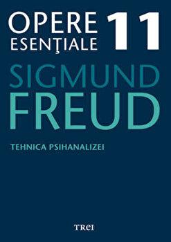 Opere Esentiale, vol. 11 - Tehnica psihanalizei/Sigmund Freud imagine elefant 2021