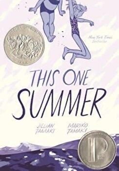 This One Summer, Hardcover/Jillian Tamaki imagine