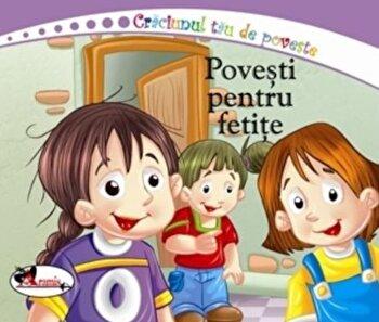Povesti pentru fetite/*** imagine elefant.ro