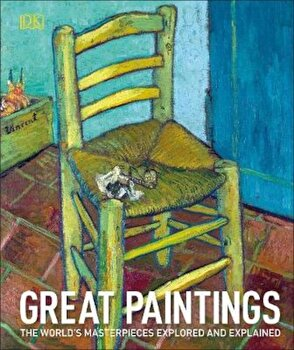 Great Paintings, Hardcover/*** poza cate