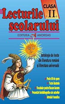 Lecturile scolarului, clasa II. Antologie de texte din literatura romana si universala/*** poza cate