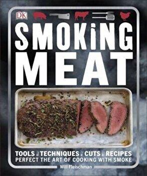 Smoking Meat, Paperback/*** poza cate
