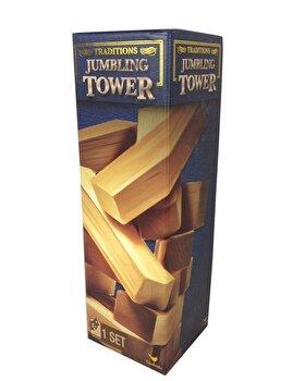Turnul buclucas, 39 piese