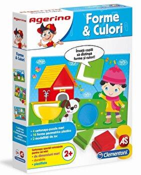 Agerino - Joc educativ Forme si culori
