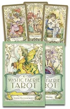 Mystic Faerie Tarot Cards 'With 312 Page Book and 78 Card Deck'/Barbara Moore image0