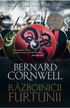 Razboinicii Furtunii. Vol 9-Bernard Cornwell imagine