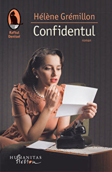 Coperta Carte Confidentul