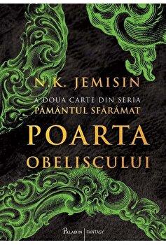 Poarta Obeliscului. A doua carte din seria Pamantul sfaramat/N.K. Jemisin