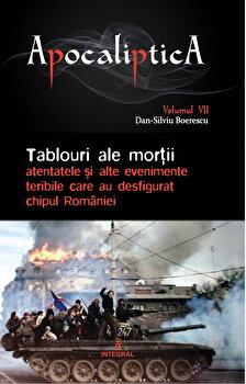 Tablouri ale mortii: atentatele si alte evenimente teribile care au desfigurat chipul Romaniei/Dan-Silviu Boerescu