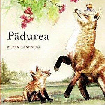 Padurea/Albert Asensio imagine elefant.ro 2021-2022