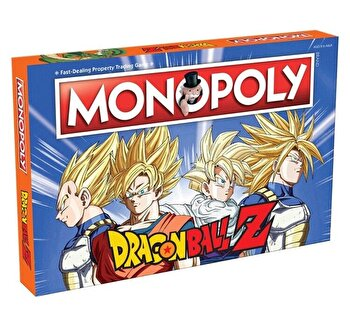 Joc Monopoly - Dragon Ball Z