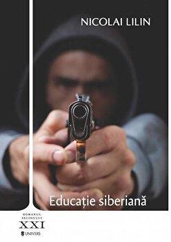 Coperta Carte Educatie siberiana