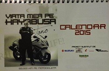 Calendar 2015 - Viata mea pe Hayabusa/*** imagine elefant 2021