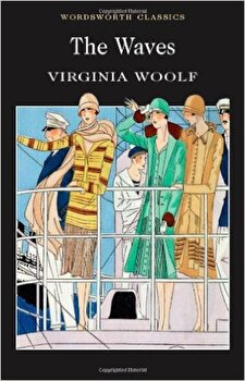 The Waves/Virginia Woolf poza cate