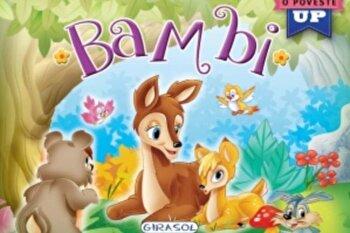 Pop-up-Bambi/*** imagine elefant.ro 2021-2022