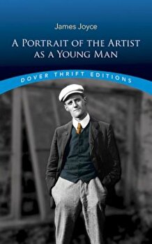 A Portrait of the Artist as a Young Man, Paperback/James Joyce poza cate