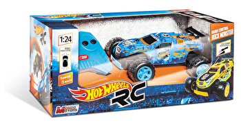 Hot Wheels - Masina RC Micro Buggy 1:24
