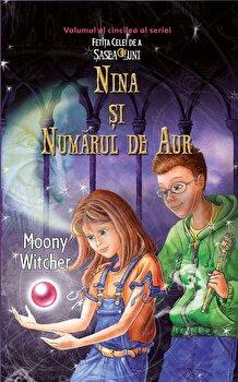 Nina si numarul de aur/Moonny Witcher
