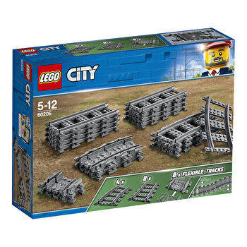 LEGO City, Sine 60205