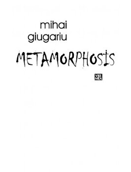 Coperta Carte Metamorphosis